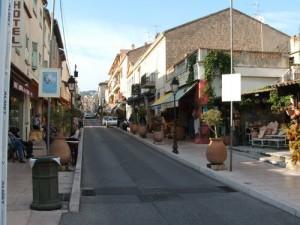 Vallauris - avenue des potiers